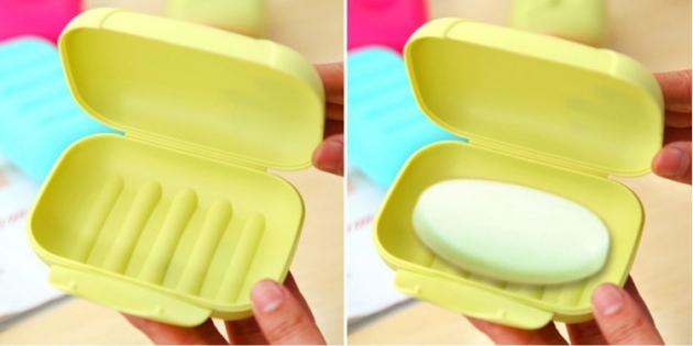 創意隨身皂盒 4