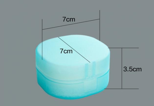 隨身皂盒附海綿 4