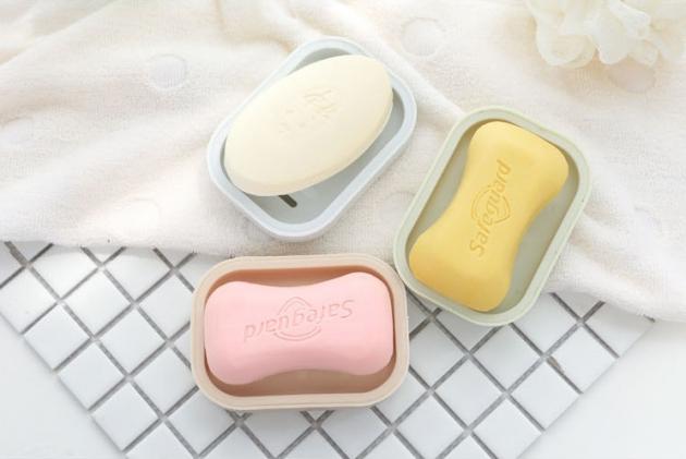 日式雙層皂盒 2