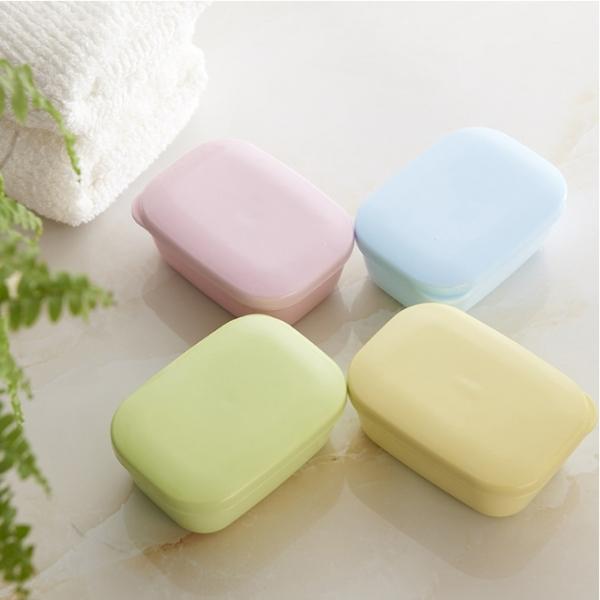 創意旅行皂盒(附瀝水盤) 1