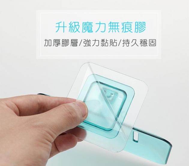 歐式極簡透明水晶皂盒 3