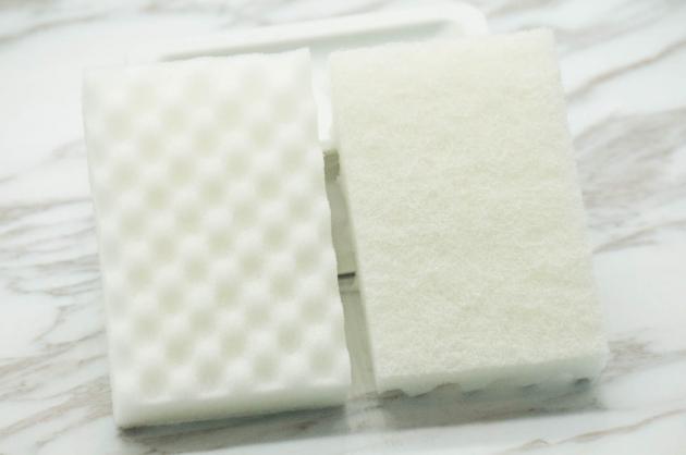 簡約質感雙層海綿皂盒 3
