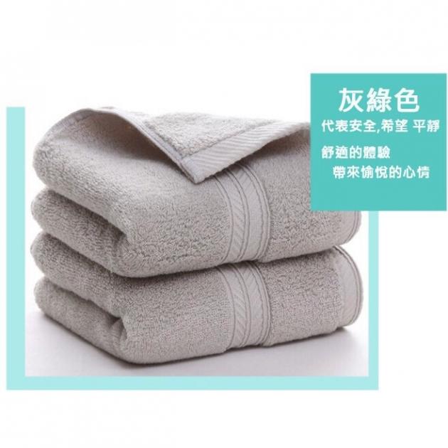 精品毛巾 加厚款130克32股純棉 觸感綿密 吸水性強 5