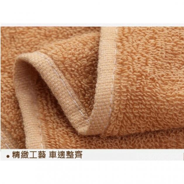 沐浴毛巾 觸感細膩柔軟 質感紮實 吸水力強110g32股 4